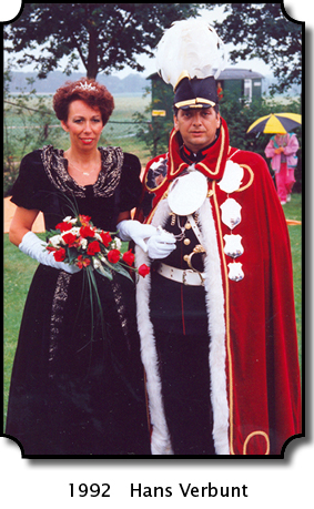 1992 Hans Verbunt
