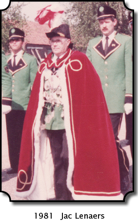 1981 Jac Lenaers